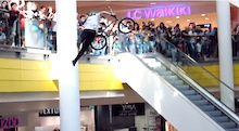 Video: Serdika FMX Mall Jam in Sofia
