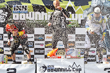 iXS European Downhill Cup 2: Wallner and Cernilogar Win