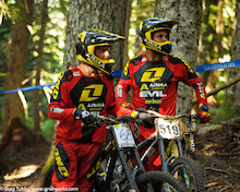 Sylvestri and White Reign at NW Cup 5 - MTB GP