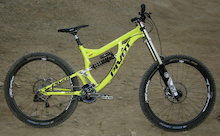 PB Exclusive: Pivot's New DH Bike