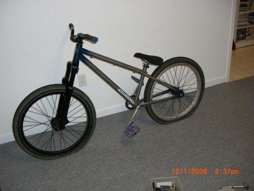 Bmx Stem On Mountainbike Forks Pinkbike Forum