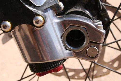 20mm HexLock thru-axle