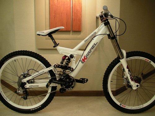 PB user Markice's bike 37.7 lbs
